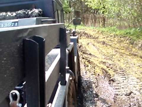 Offroad with the Gama Goat 04