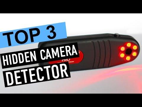 BEST 3: Hidden Camera Detector