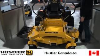hustler turf equipment super z french