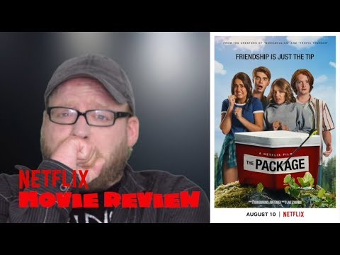 The Package | NETFLIX Movie Review | Gross-out Comedy | Spoiler-free