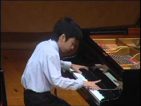 "Chopin Etude Op.25-11 ""Winter Wind"",Ryota Yamazaki(12 years old)"