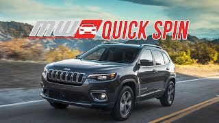 2019 Jeep Cherokee | Quick Spin