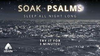 Fall Asleep Fast Soaking in a Psalm 119 Bible Sleep Talk Down for Spiritual Edification & Deep Sleep