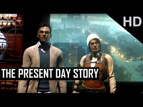 Assassin's Creed Syndicate - Present Day Story | All Cutscenes