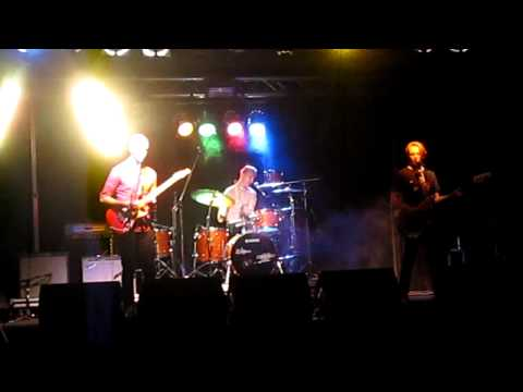 The Paper Scissors - Yamanote Line (live at SonicBids industry showcase, Perth, Oct 18 2009)
