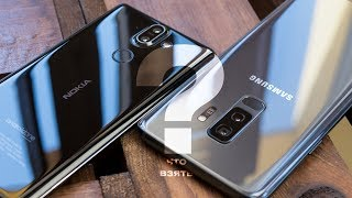 Galaxy S9+ vs Nokia 8 Sirocco: кто дает больше за свой бюджет? Флагманы 2018: S9+ или 8 Sirocco