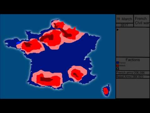 Alternative Wars-French Civil war
