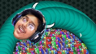 WORLD'S HARDEST FUNNY GAME -Wormszone.io