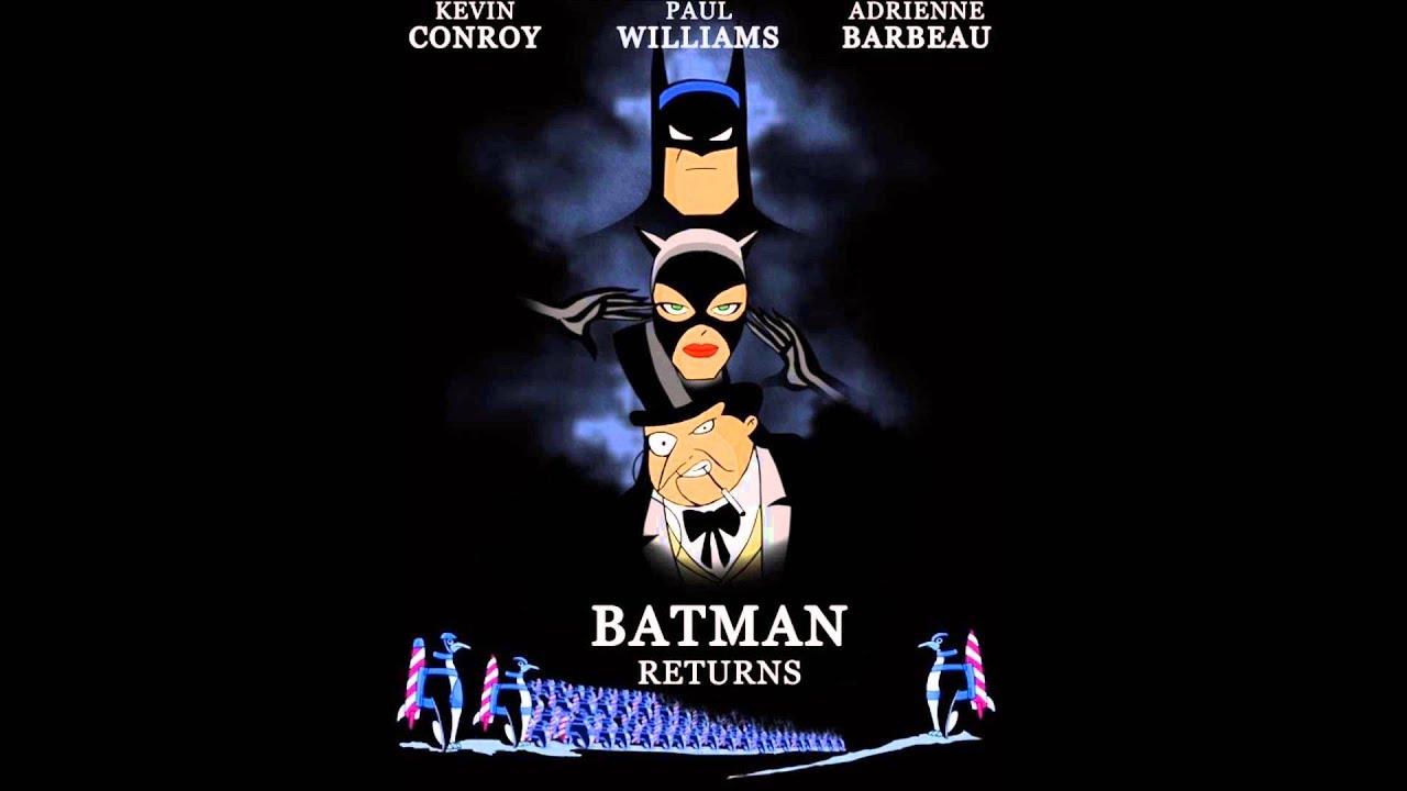Animated Penguin Wallpaper Batman Returns 1992 Batman Tas Style Ompst Score