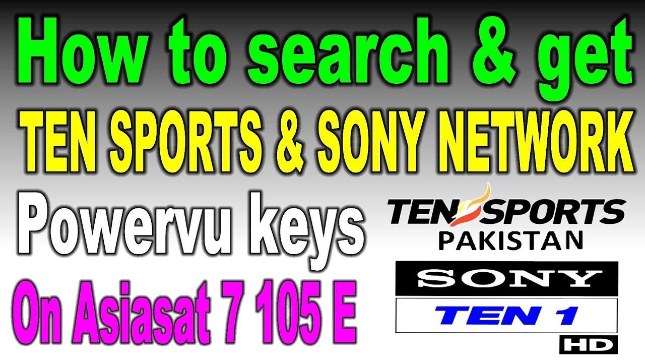 Powervu Keys Nss6