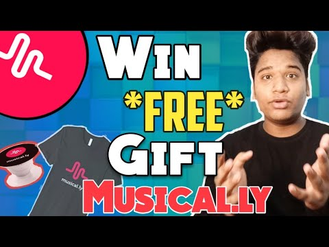 How To Win Musical.ly Gift |Hindi|