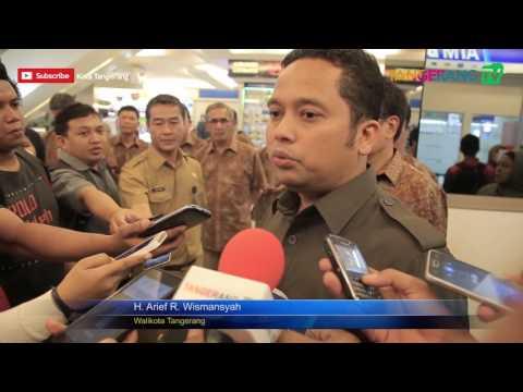 Bursa Kerja (Job fair) Kota Tangerang 2016 [Tangerang TV]