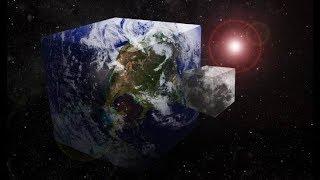 Земля круглая... Или не совсем?.. Короткое, а главное ПОЗНАВАТЕЛЬНОЕ видео про нашу планету Земля