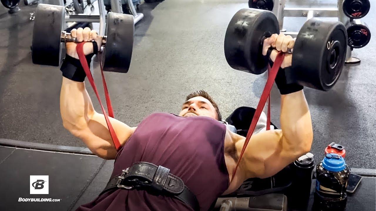 High-Volume Chest Pump Workout | Abel Albonetti