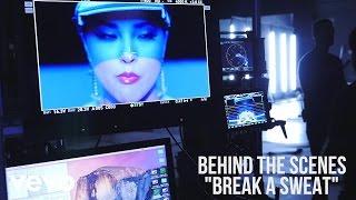 vuclip Becky G - Break A Sweat (Behind The Scenes)