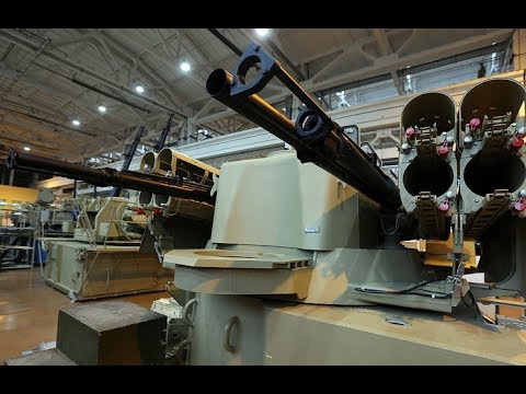 Russia launches serial production of seaborne air defense missile system