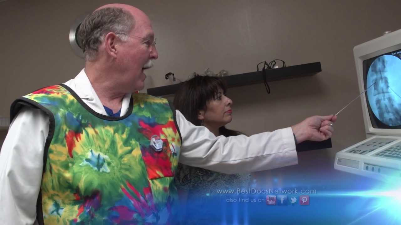Spinal Injections with San Antonio Pain Management Specialist Dr  James  Growney