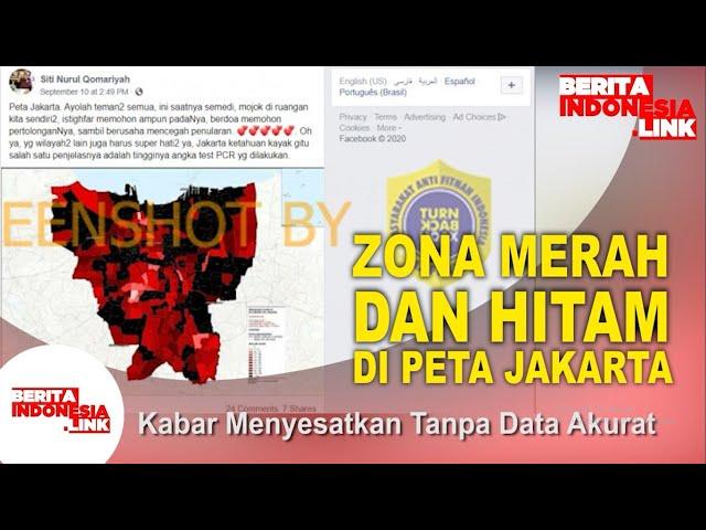 Jakarta 'MERAH HITAM' Hoaks