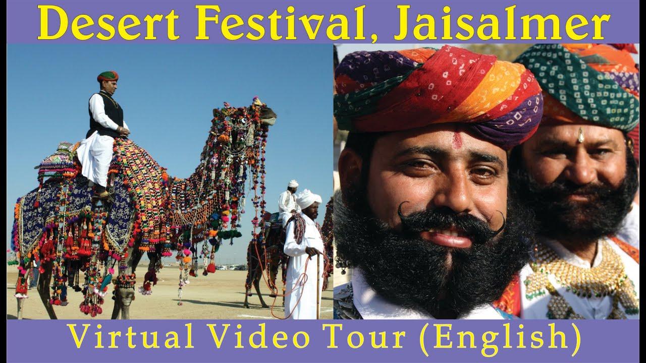Desert Festival, Jaisalmer (Rajasthan)