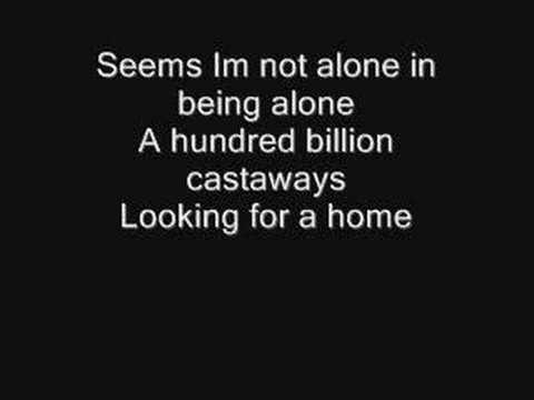 Message In The Bottle Lyrics
