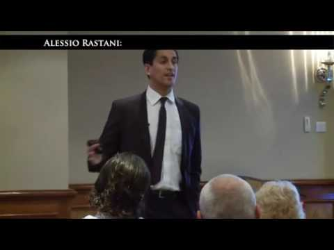 Financial Terrorism Exposed! Alessio Rastani Your savings are About to Evaporate