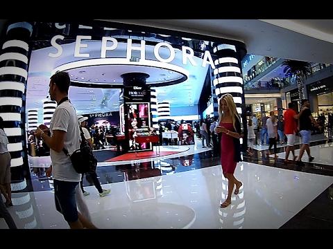 DUBAI MALL United Arab Emirates DUBAI