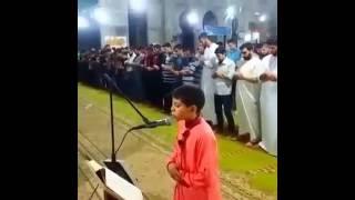 ANAK KECIL JADI IMAM SHOLAT Karena Suara Merdunya Membaca Ayat Al Qur'an, subhanallah Mp3