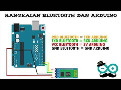 Membuat Aplikasi Bluetooth Arduino