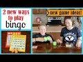2 New Ways to Play BINGO! (New Games) | Family Fun Every Day