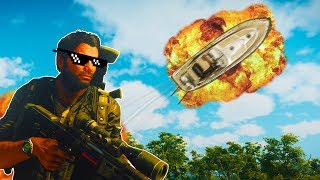 Just Cause 4 Funny & Random Moments [FUNTAGE] #1  - CRAZY Pilots!