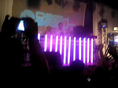 Dash Berlin ANOT @ Coogee Bay Hotel Sydney 2010 ( Find Yourself Remix)