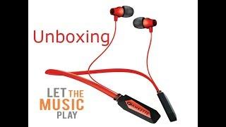 Amkette Trubeats Urban Bluetooth Wireless Headphone Unboxing