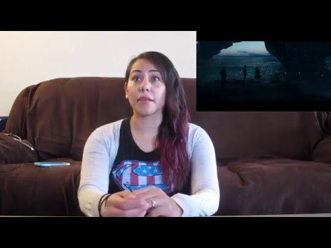 Independence Day: Resurgence Official Trailer Cynthia's Reaction Independence Day 2