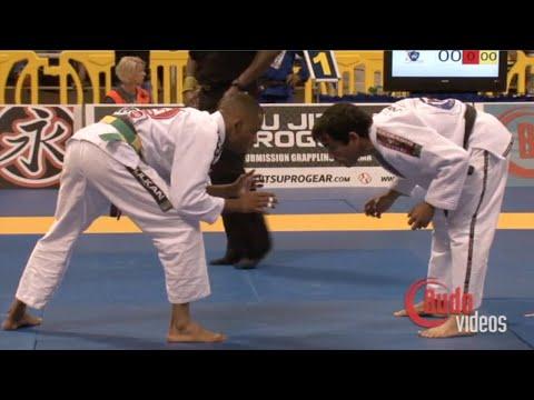 Rafael Freitas VS Bernardo Pitel / World Championship 2010