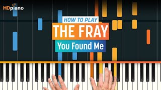 """You Found Me"" by The Fray 