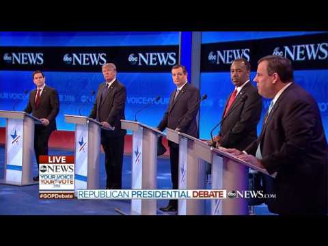 GOP Debate: The Worst 9 Minutes of Marco Rubio