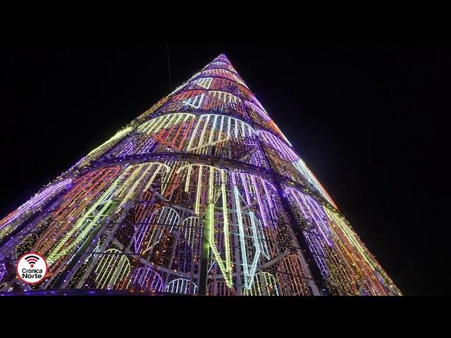 Así son las luces de Navidad 2020 en Madrid