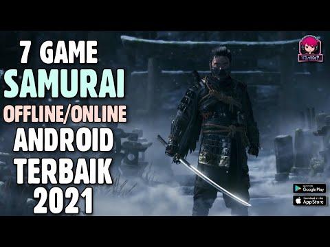 7 GAME SAMURAI ANDROID TERBAIK 2021,GAME SAMURAI OFFLINE/ONLINE