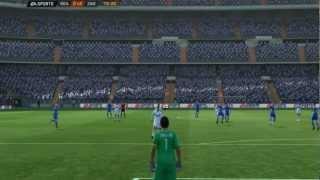 Наши ручонки играют в FIFA 11 Какая ничья? :()(Проходим со Стивом.Горняк-Реал В этом выпуске важный матч., 2013-01-30T08:26:44.000Z)