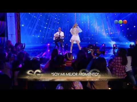 "Violeta, ""Soy Mi Mejor Momento"" – Susana Giménez"