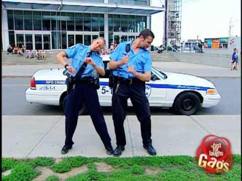 Dance Dance Cops