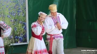 Ансамбль народной песни «Крупчанка». День Независимости 2015