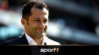 Salihamidzic wehrt sich gegen Kritiker   SPORT1 - DER TAG