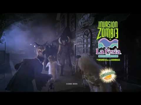Invasión Zombie en La Feria