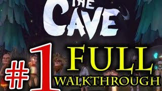 The Cave Walkthrough Part 1 HD - FULL WALKTHROUGH!
