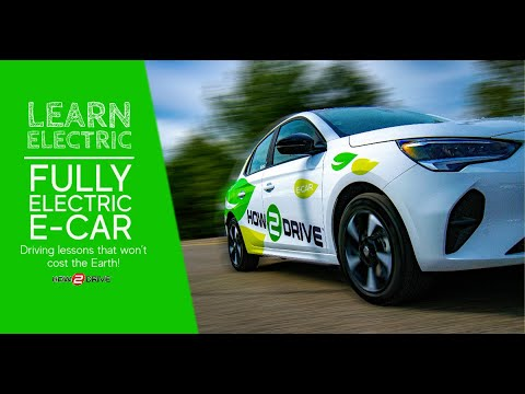 Electric car driving lessons are now available in Norwich. Book now to grab our special offer!