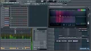 Интересный урок о инструментах и их свидении в  FL Studio