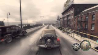 Driving Around Mafia II: Max Settings PC [HD]