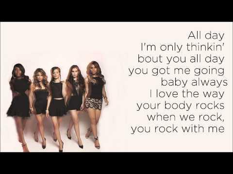 Fifth Harmony - Body Rock (Lyrics)