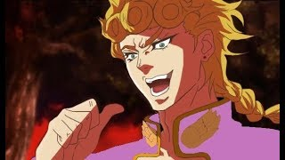 Dio but with Giorno's Theme